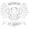 Bredbury St Mark's CE Primary School Logo